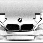 Руководство по замене выключателя капота BMW