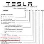 Tesla VIN Декодер