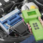 Устранение неисправностей Предупреждение о низком заряде аккумулятора Volvo