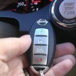 Замена батарейки для ключей Infiniti