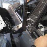 Замена бокового зеркала Volvo