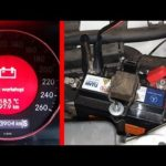 Замена дополнительного аккумулятора Mercedes-Benz K57/2