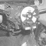 Замена комбинированного переключателя на рулевой колонке Honda