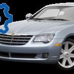 Замена лампы накаливания Chrysler Crossfire