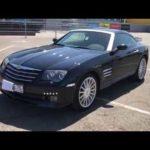 Замена третьего стоп-сигнала Chrysler Crossfire