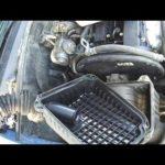 Замена воздушного фильтра двигателя Acura DIY