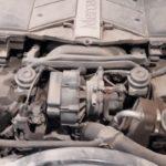Замена воздушного фильтра двигателя Mercedes Двигатель M112 M113