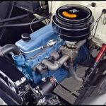 1966 Chevy Inline 6 Cyl Engine Технические характеристики
