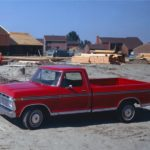 1975 Ford F-250 Specs