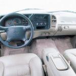 1997 Chevrolet K1500 Технические характеристики