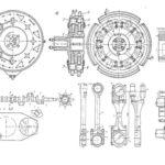 Движущиеся части двигателя