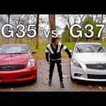 G37s против G37x