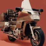 Honda Honda Wing GL1200 Технические характеристики 1984