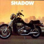 Honda Shadow VT700 Технические характеристики