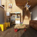 Как добавить жилые кварталы к грузовому трейлеру