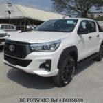 Как импортировать Toyota Hilux в США