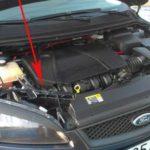 Как изменить отображение температуры Ford Focus на Цельсий