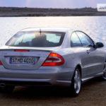 Как начать Mercedes-Benz CLK