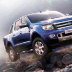 Как найти грузоподъемность для Ford Ranger
