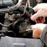 Как настроить холостой ход на Toyota Rav 4