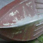 Как очистить алюминиевый корпус лодки с помощью отбеливателя