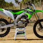 Как определить год изготовления Kawasaki KX?