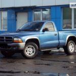 Как определить отношение осей Dodge Dakota
