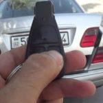 Как открыть запертый багажник Miata
