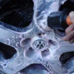 Как отполировать алюминиевые колеса