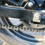Как отрегулировать цепь на транспортных средствах