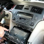 Как отремонтировать фары на кластере Lexus ES300