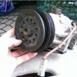 Как отремонтировать кондиционер Toyota Corolla