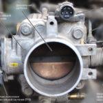Как почистить клапан Мицубиси IAC