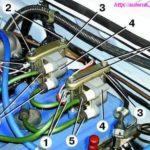Как подключить катушку двигателя