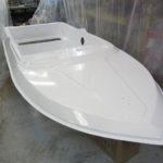 Как покрасить стеклопластиковую лодку