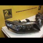 Как поменять фары в Honda Accord 1995 года