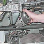 Как поменять генератор на дизеле Dodge 2500