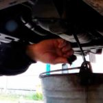 Как поменять масло в тойоте тундре