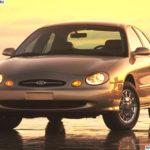 Как поменять передние роторы на форд таурус