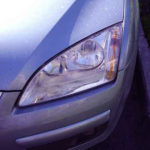 Как поменять переднюю фару на Ford Focus ZX4 2006 года