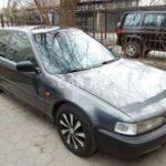 Как поменять сцепление на Honda Accord 1991 года