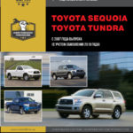 Как поменять шину на Toyota Sequoia