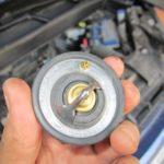 Как поменять термостат в Ford Mustang