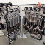 Как построить 4-цилиндровый двигатель