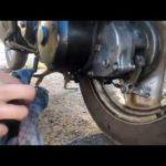Как проверить масло на мотороллере