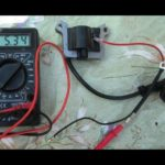 Как проверить модуль зажигания и катушку двухтактного двигателя