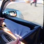 Как проверить процент оттенка окна автомобиля