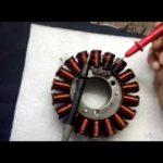 Как проверить статор мотоцикла