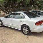 Как Сбросить Изменение Масла Света на 2004 Oldsmobile Alero 2.4