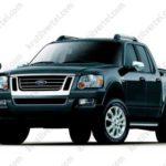 Как Сбросить Свет Двигателя Проверки на Ford Sport Trac